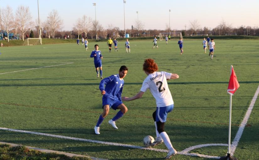 AHS Boys Soccer Team Takes Down UPrep in CloseMatch