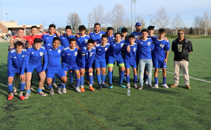 Boys Soccer Wins First Section Championship in SchoolHistory