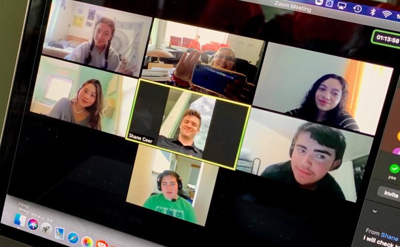 Simpson University Upward Bound Students Adapt to Virtual SummerProgram